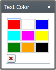 CustomColorPaletteWithResetButton